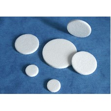 Quartz Sintered Disc 10mm dia.