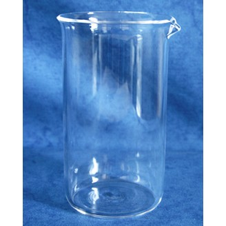 Quartz Beakers - Tall Form