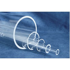 Quartz Tubing 50mm O/D x 1000mm